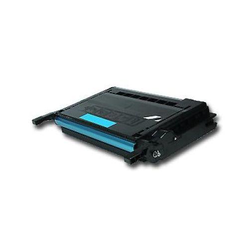 Toner SLT600C, Rebuild für Samsung-Drucker, ersetzt CLP-C600A/EL