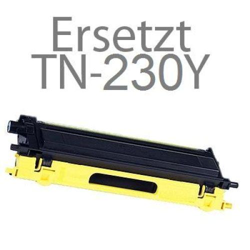 Toner BLT230Y, Rebuild für Brother-Drucker mit TN-230YE