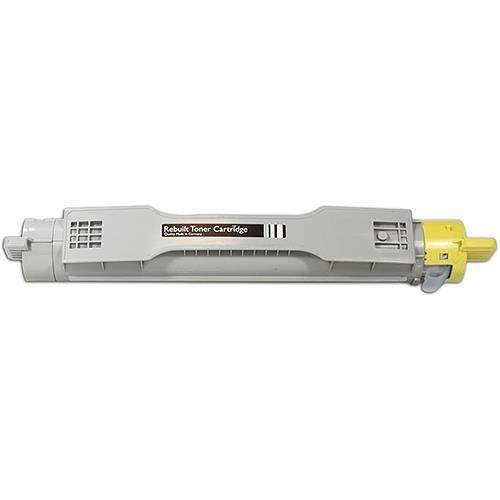 Toner ELT4000Y, Rebuild für Epson-Drucker, ersetzt S050088