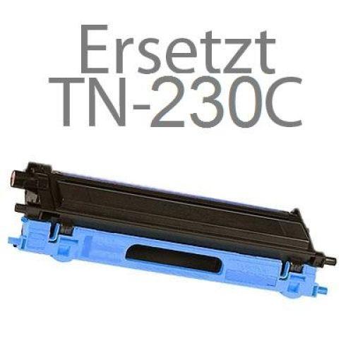 Toner BLT230C, Rebuild für Brother-Drucker mit TN-230CY