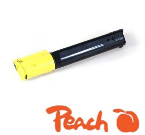 Peach Tonermodul yellow, kompatibel zu S050187