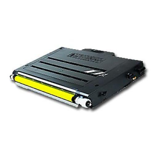 Toner SLT500Y, Rebuild für Samsung-Drucker, ersetzt CLP-500 D5Y/