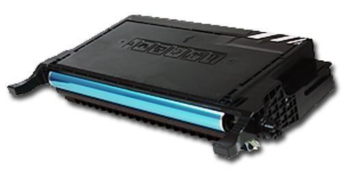 Toner XXL alternativ zu Samsung CLP-K660B / CLP-610/660 | black