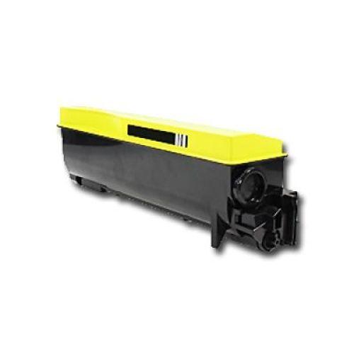 Toner KLT560Y, Rebuild für Kyocera-Drucker, ersetzt TK-560Y