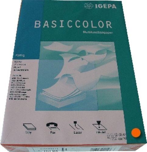 Multifunktionspapier orange A4 80g 500 Blatt