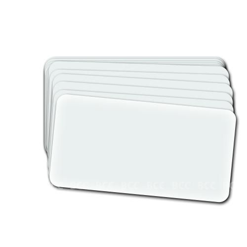 25 Visitenkarten-Laminiertaschen, Stärke 80mic