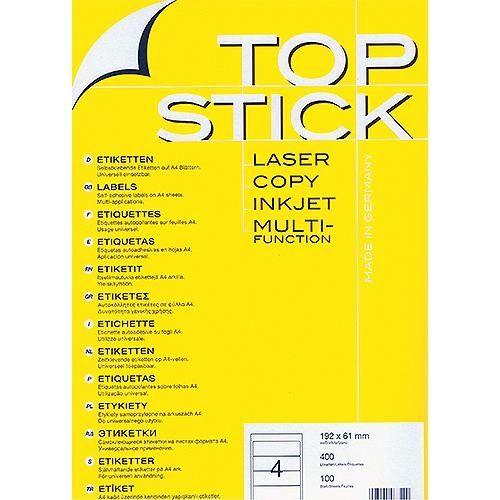 Etiketten 192x61 mm , 400 St. Packung
