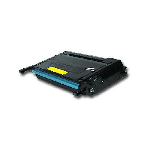 Toner SLT600Y Rebuild für Samsung-Drucker, ersetzt CLP-Y600A/ELS