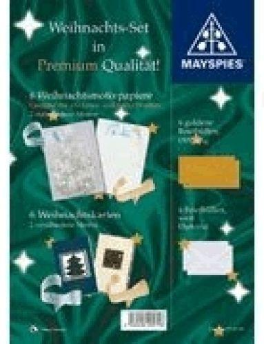 Hochwertiges Weihnachts Komplett-Set 24-teilig Premium