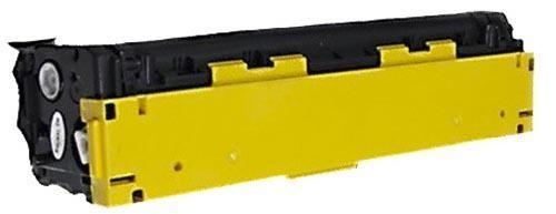 Peach Tonermodul gelb kompatibel zu CE322A, No. 128A