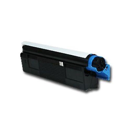 Toner OLC3100B, Rebuild für Oki-Drucker, ersetzt Oki 43034808