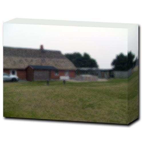 Foto-Leinwand zum Selbstbedrucken, 13.5 x 20 x 2 cm