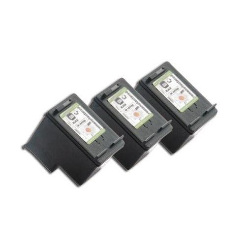 3 Druckerpatronen Typ 336, schwarz | HS336-3