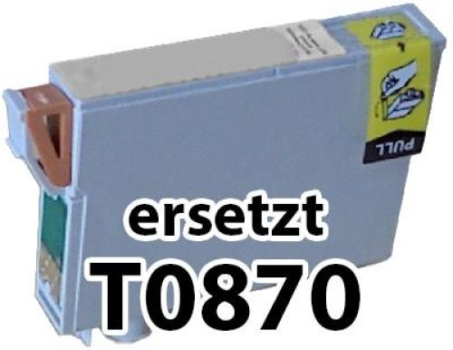 kompatible Druckerpatrone EKT0870 Gloss-Optimizer