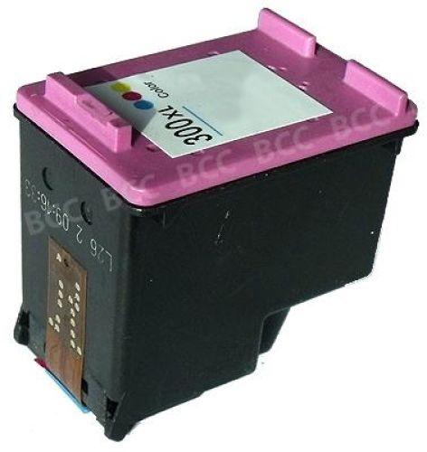 Druckerpatrone Typ 300XL, color, 12ml, H300XLCrw