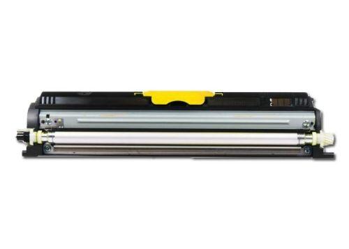 Toner KMLTMC1650Y, Rebuild für Konica-Drucker, ersetzt A0V306H