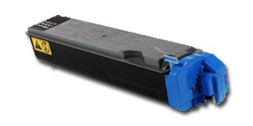 Toner KLT520C, Rebuild für Kyocera-Drucker, ersetzt TK-520C