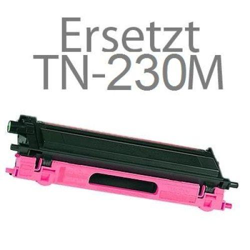Toner BLT230M, Rebuild für Brother-Drucker mit TN-230MA