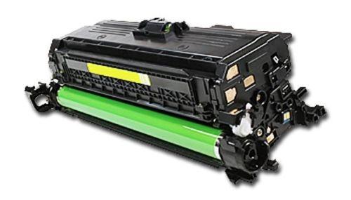 Toner XL alternativ zu HP CE262A | yellow | 11.000 Seiten