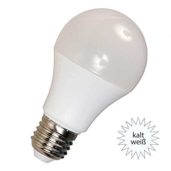 LED Birne E27, 10W, 806lm kaltweiß