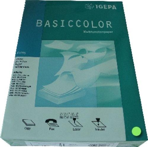 Multifunktionspapier maigrün A4 160g 250 Blatt