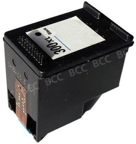 Druckerpatrone Typ 300XL, black, 16ml, H300XLBrw