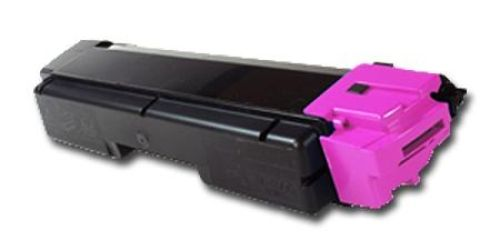 Toner KLT590M, Rebuild für Kyocera-Drucker, ersetzt TK-590M